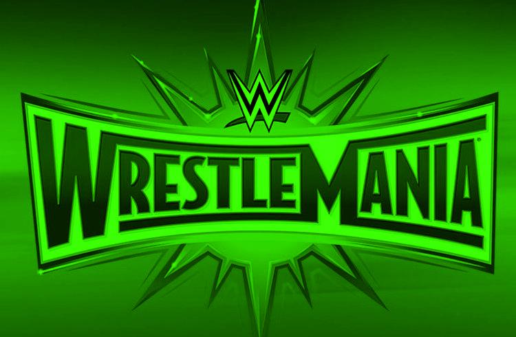 Wwe Pakistan Hyd Wwe Wrestlemania 33 Offical Logo Biggest Event Wrestlemania Watch On Usa Network Fightnet And Onwwepakhyd Wrestlemania 33 Event Usa Network