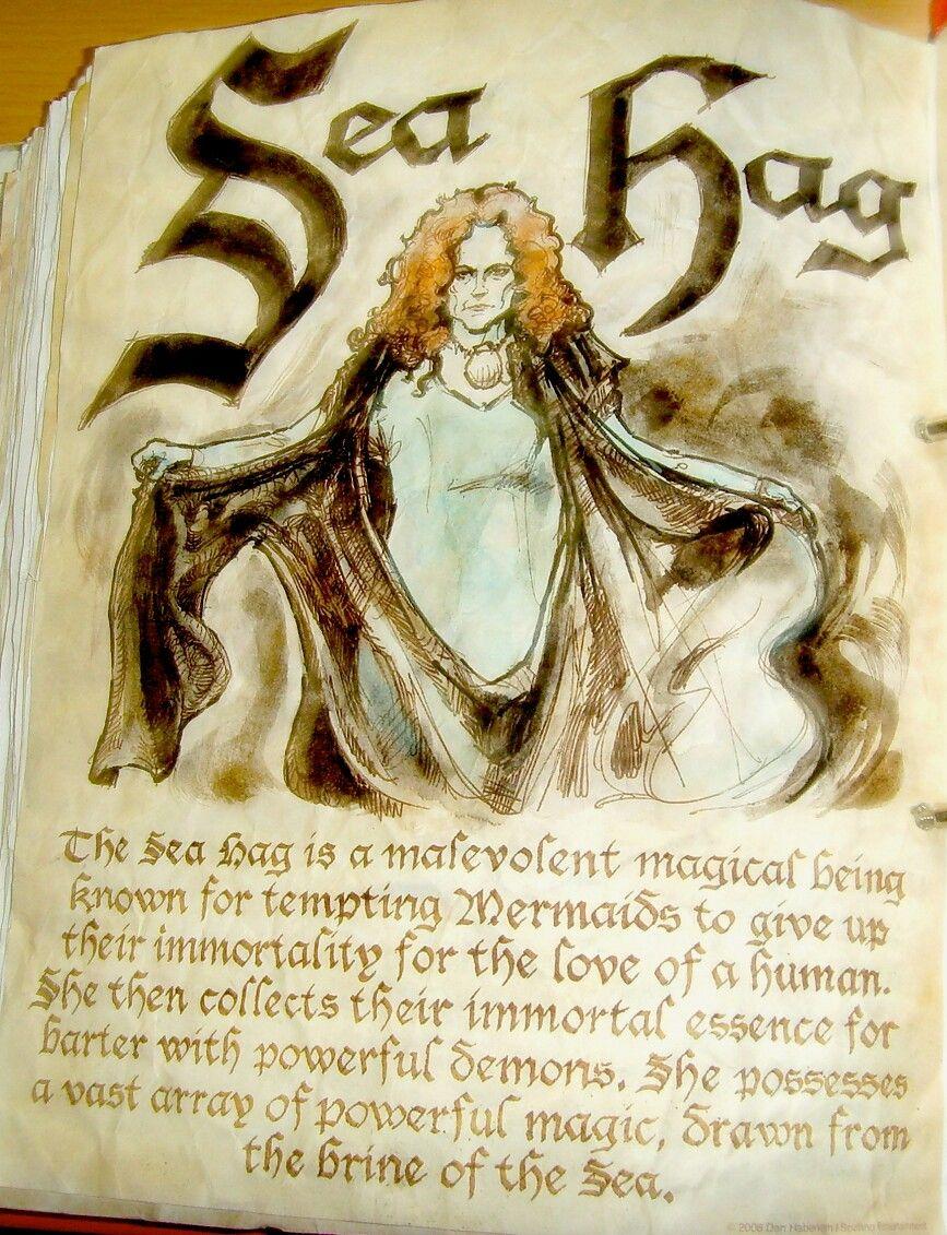 #Charmed #BookOfShadows #Piper #Fearless #SeaHag!#SeasonFive