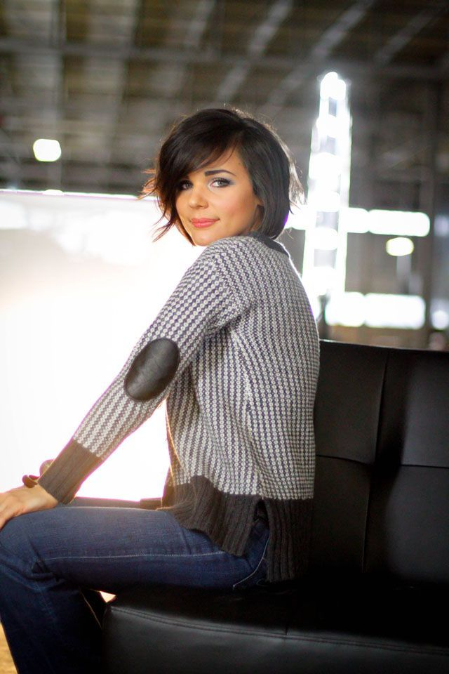 93872a467 Tips for Styling Short Hair | hair i pine for | 2015 hairstyles ...