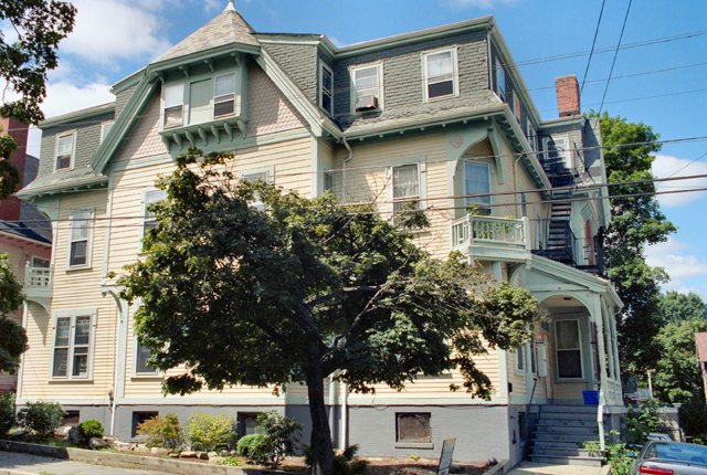 You Can Now Rent a Room in H.P. Lovecraft's Former Home