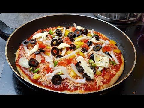 بيتزا سائلة بدون فرن في عشر دقائق Recette Pizza Liquide En 10mn Youtube Pasta Recipes Pan Pizza Food
