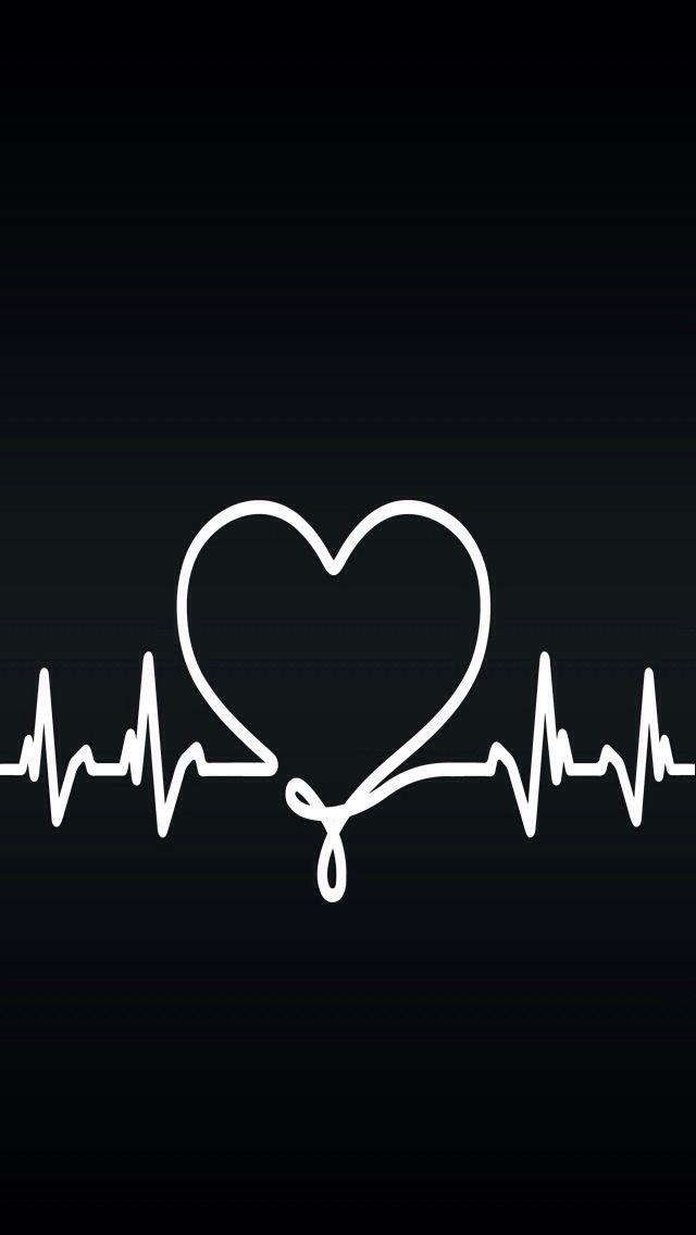 Heart Beat Heart Iphone Wallpaper Beats Wallpaper Iphone Wallpaper