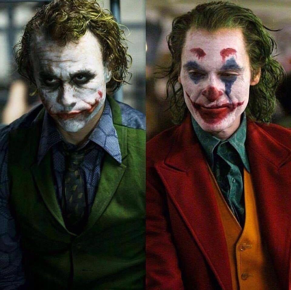 "Heath Ledger Vs Joaquin Phoenix Poll: CINEMA DREAM ™ 在 Instagram 上发布:"". • Heath Ledger"