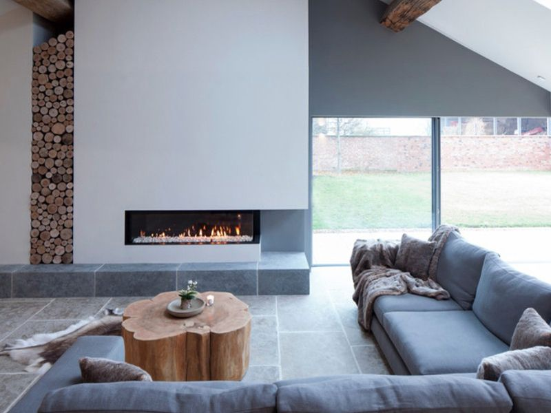 45 Hot Fireplace Ideas From Classic to Contemporary Spaces ...