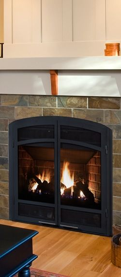 Archgard Fireplaces 72 Dvt30n Fireplace Gas Fireplace Home