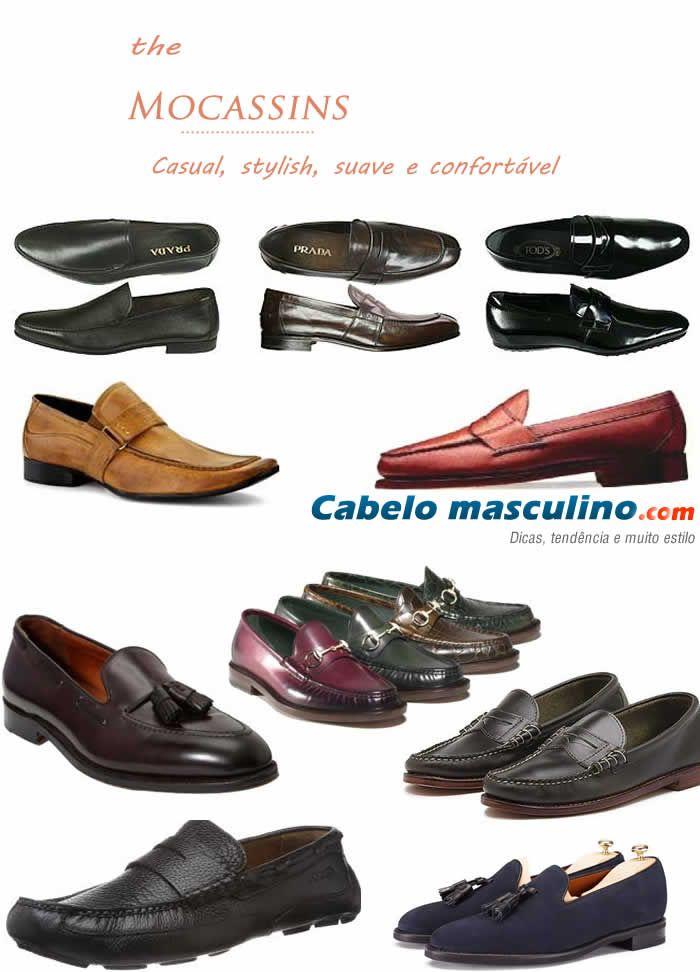 8e473ae59 sapato-masculino-mocassins | Image Consulting | Sapatos masculinos ...