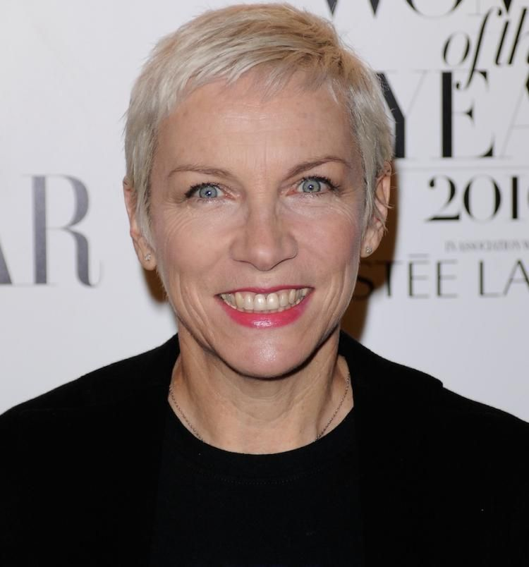 "Annie Lennox -  ""I may be mad  I may be blind  I may be viciously unkind  But I can still read what you're thinking"" - Why"