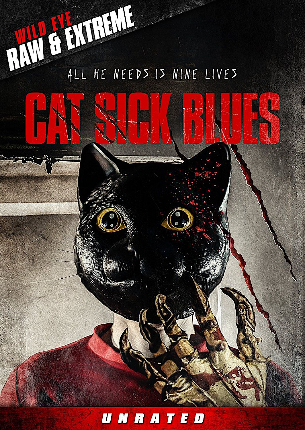 cat sick blues unrated dvd wild eye releasing cool
