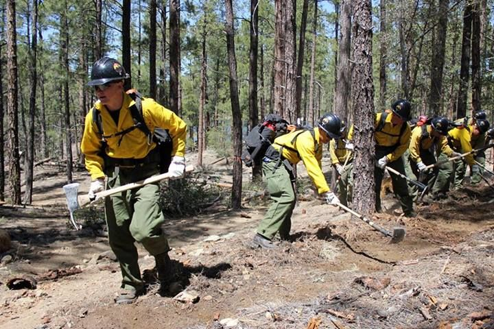 File Photo Of Granite Mountain Hotshots By Connor Radnovich The Crew Forestal Greatest