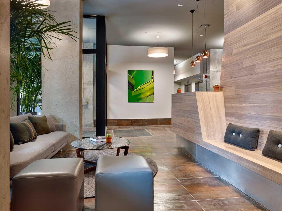Vine Hoboken Hoboken S Newest Luxury Rentals Stylish Apartment Hall Design Design