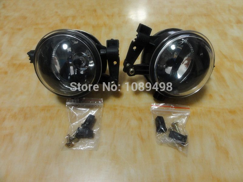 2 Pieces/Pair RH and LH front Fog Lamp light for Ford Focus 2 2005-2007