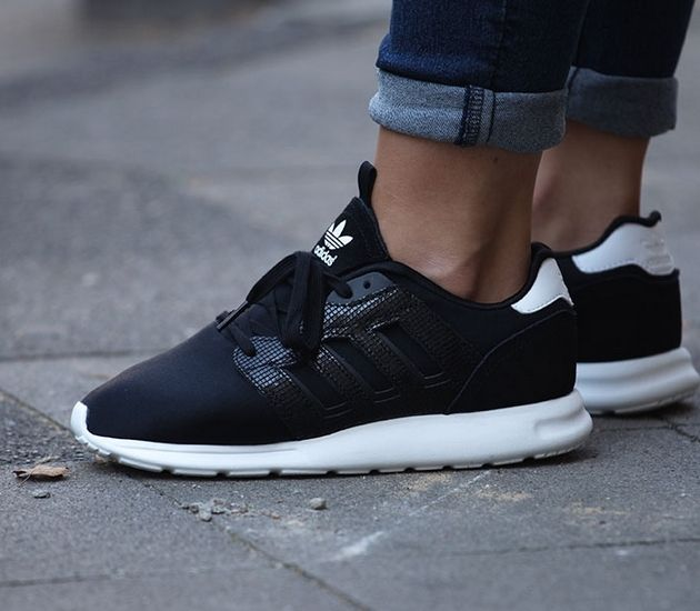 adidas Originals ZX 500 2 0 W   Black White