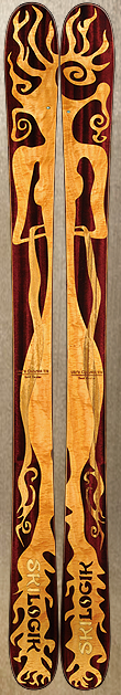 KPCW LIVE AUCTION: **** Just Added!*** Men's 181 cm Skis Twintips http://kpcw.org/2012/08/kpcws-on-air-auction/#