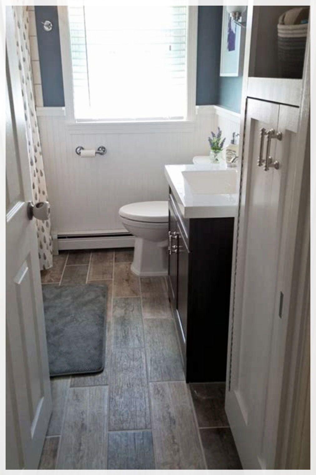 20+ Brilliant Bathroom Flooring Design 2020 (Galleries