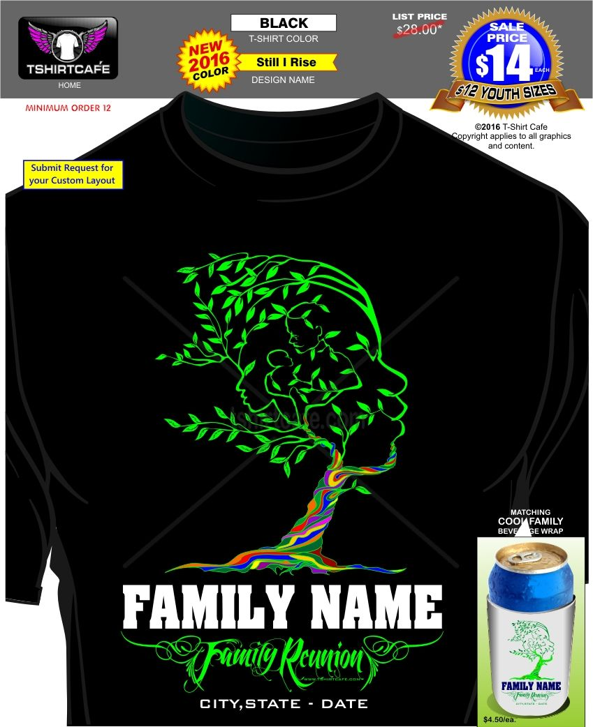 Design t shirt for family reunion - Cool Family Reunion T Shirts