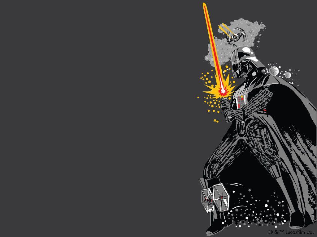 Star Wars iPhone Darth Vader Wallpaper