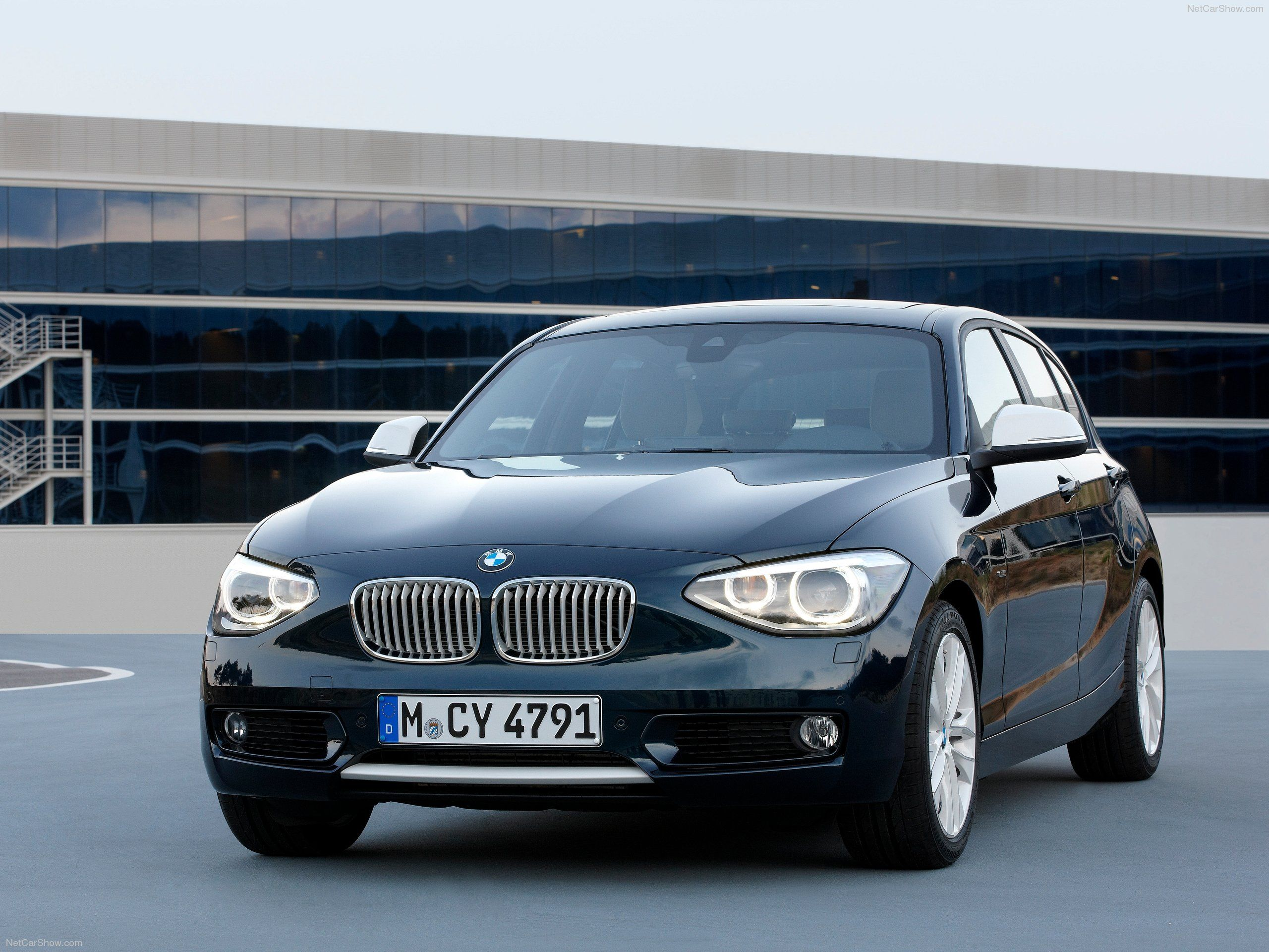 The Long Wait Is Over And 1 Series Of Bmw Has Finally Been