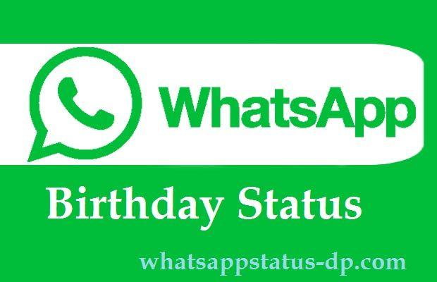 My Birthday Status For Whatsapp Happy Birthday Status For Whatsapp