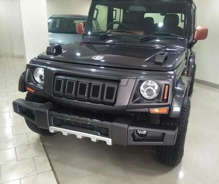 Indias Most Expensive Mahindra Bolero Inceptor From Dc Design Now Goes Black Bolero Black Design