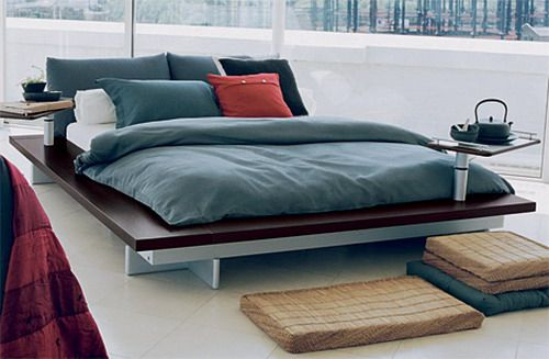 modern low profile bed - Google Search