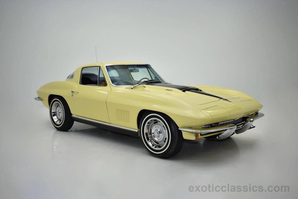 1967 Chevrolet Corvette Chevrolet Chevrolet Corvette Corvette