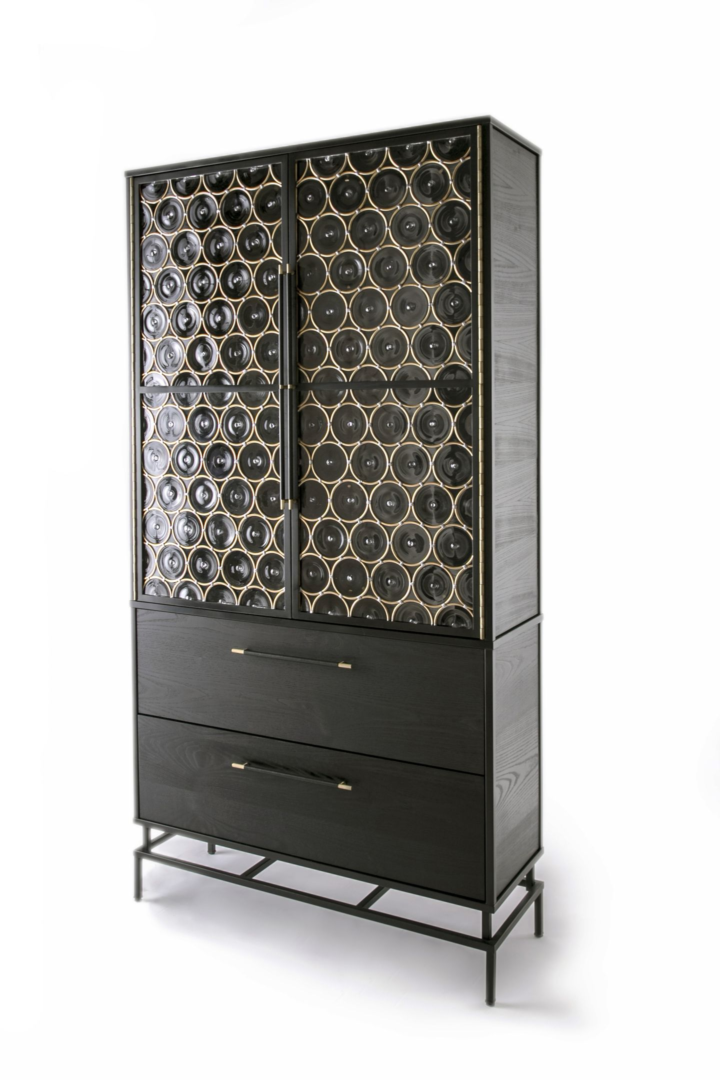 Rondelle armoire by John Pomp | Furniture | Pinterest