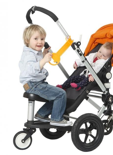Twoo Seat For Bugaboo Wheeled Board Baby Ian Bugaboo Stroller