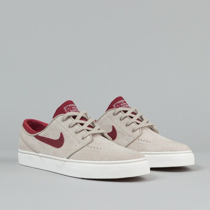 e920e90637ecea Nike SB Stefan Janoski SE Shoes - String   Team Red   Gum Light Brown    Ivory