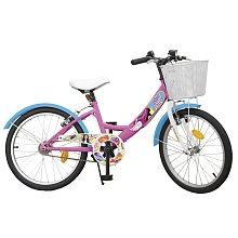 Soy Luna Bicicleta De 20 Polegadas Patinar