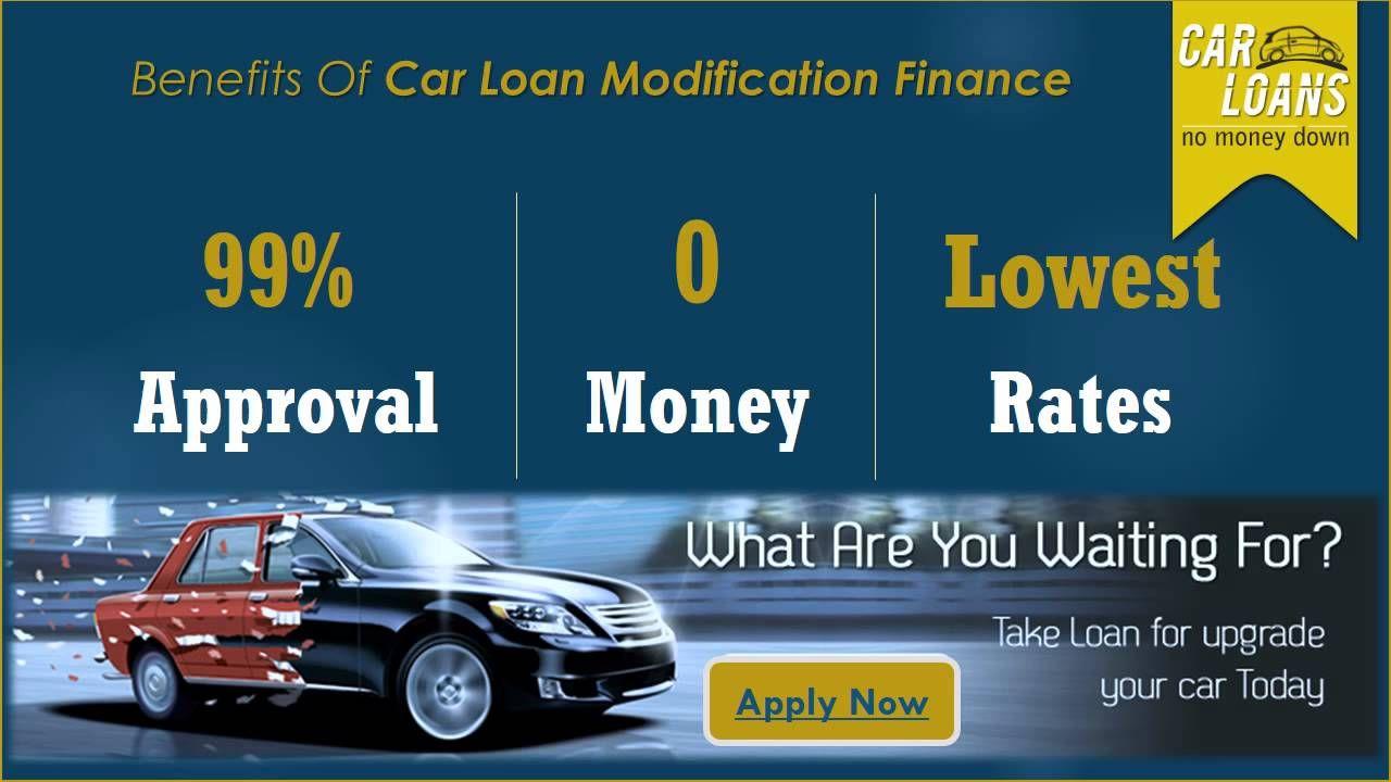 car loan modification programs Car loans, Loan modification