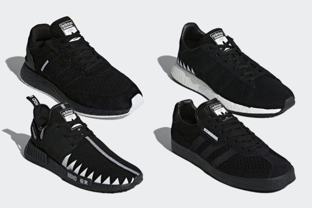 low priced 50e0e 69e66 This Neighborhood x adidas Collection Collection Collection Arrives Next  Month 9ac4de
