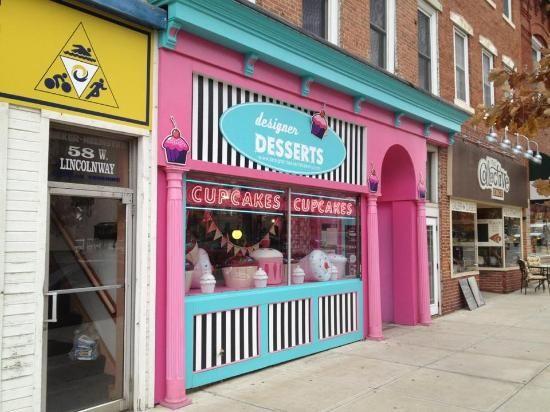 Designer Desserts Bakery Valparaiso - Restaurant Reviews - TripAdvisor Cool places to visit