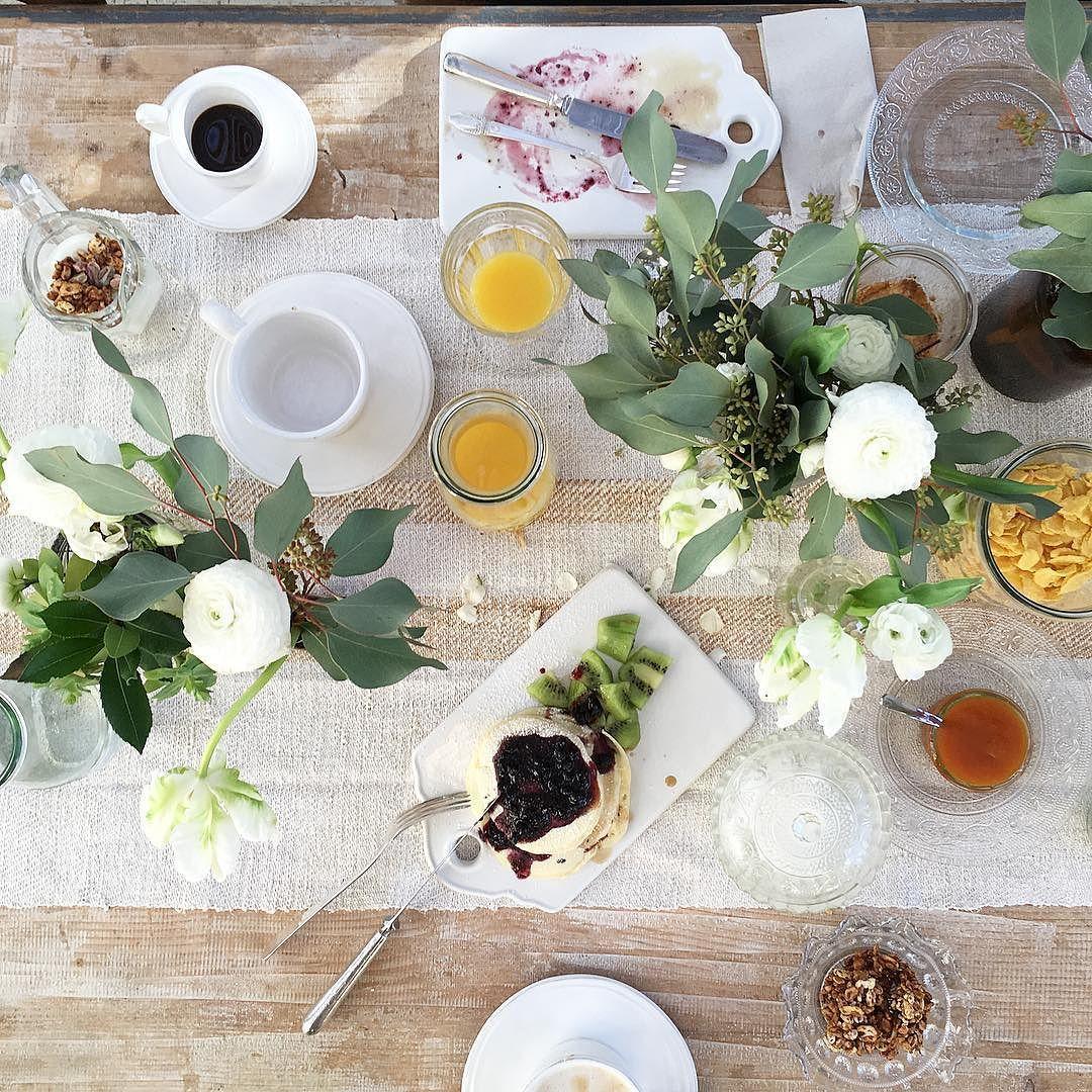 Breakfast in good company #valdirose by valdirose