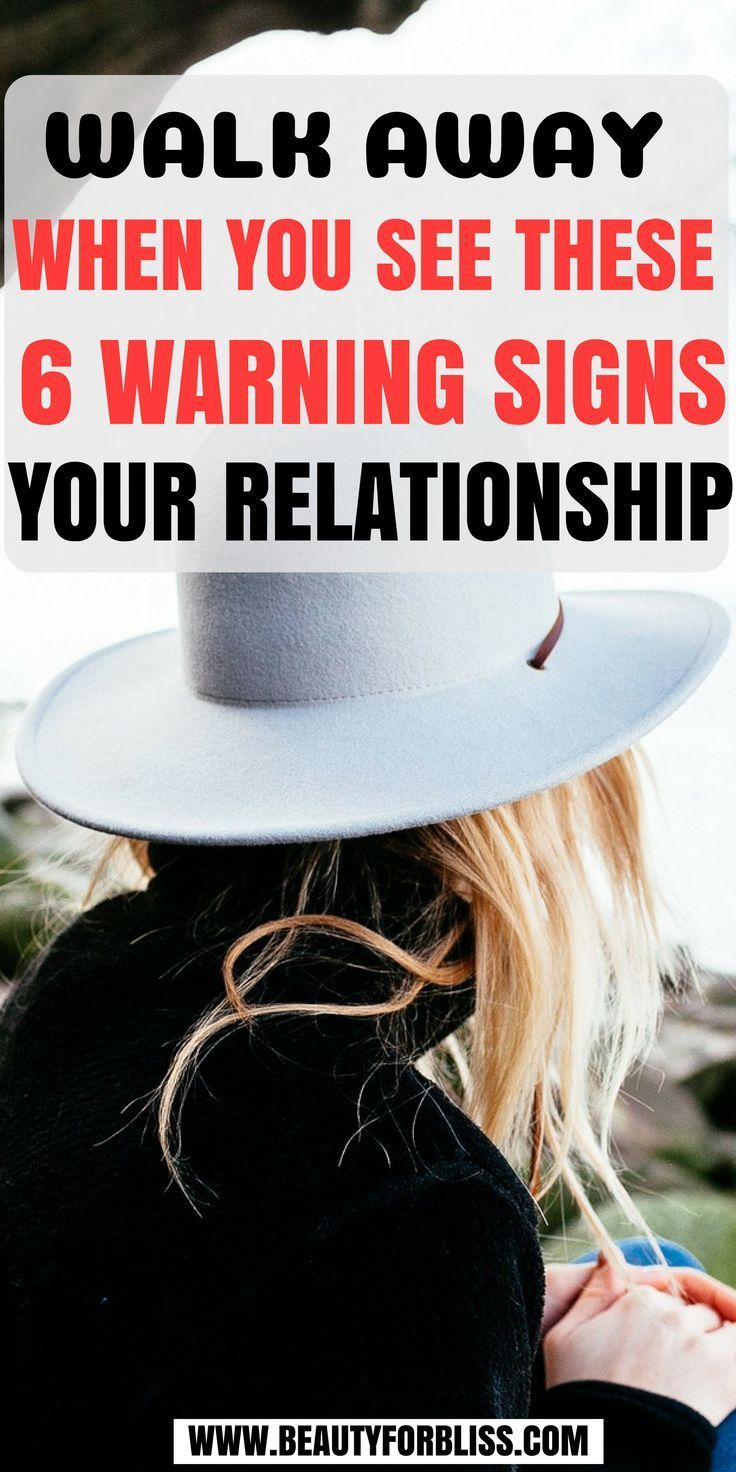 Your relationship will not last long if you do not do these 6 things