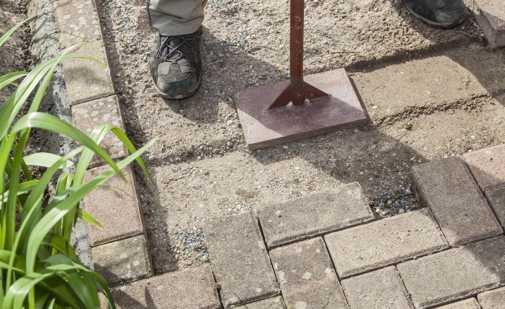 Gartenwege Pflaster Ausbessern Gartenweg Garten Gartenarbeit