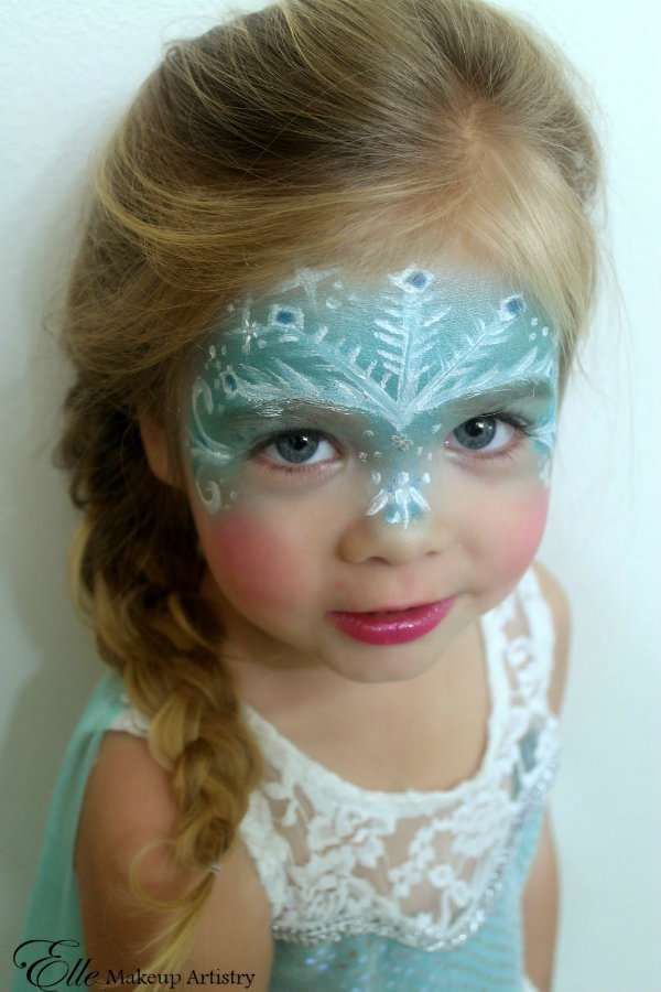 18 id es de maquillages rigolos pour enfants pinterest - Modele maquillage princesse ...