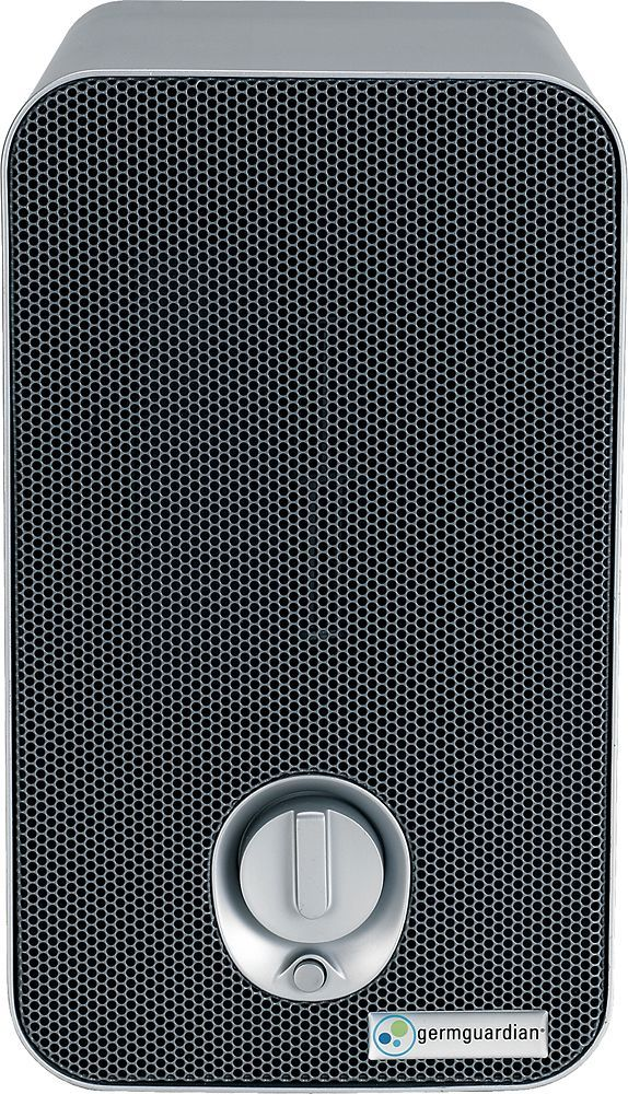 GermGuardian 75 Sq. Ft Tabletop Air Purifier Gray AC4100