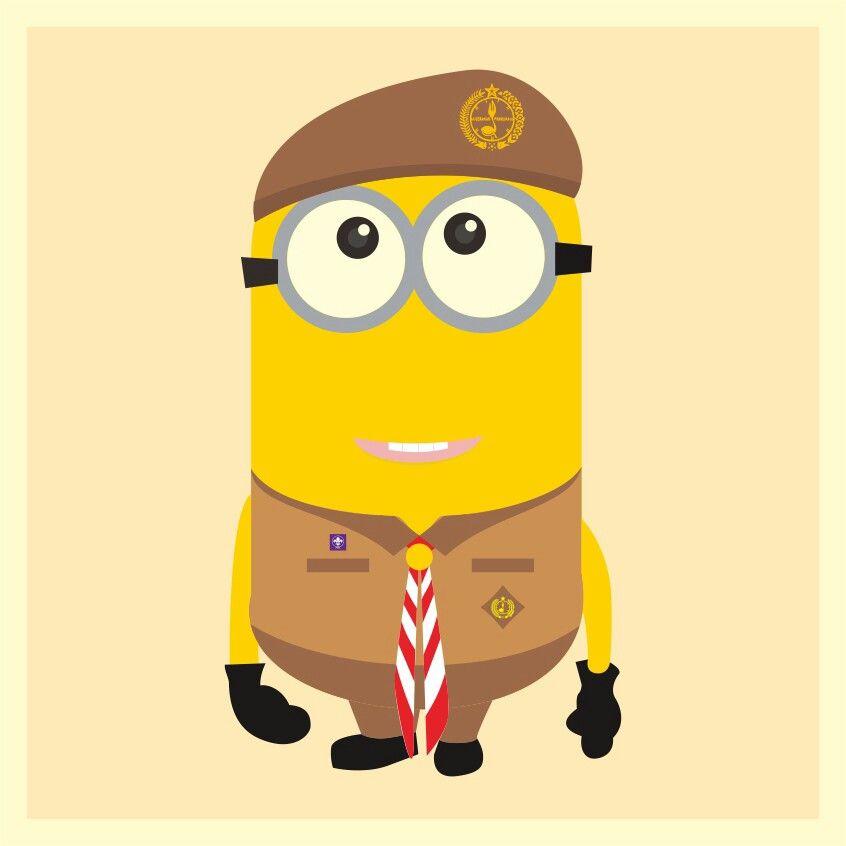 Pramuka: Minion Scouts Indonesia #pramuka