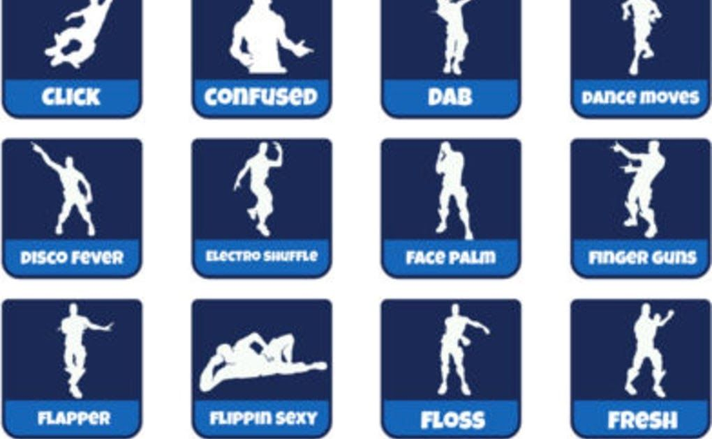 Dance Emotes App For Fortnite for iPhone Download