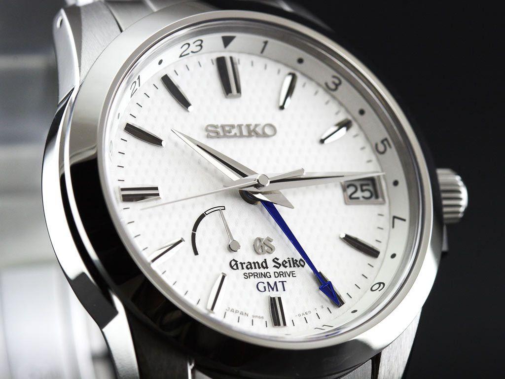 Grand Seiko Springdrive Gmt Sbge009  Watches  Seiko -5897