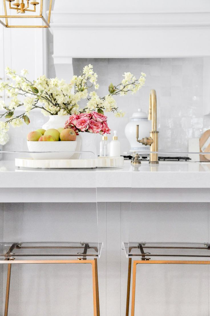 Our Bright + Inviting Kitchen Reveal - Decor Gold Designs