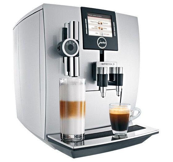 Home Coffee Machines, Jura Coffee