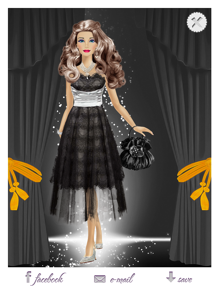 ca1869f67c Free Barbie Makeup  amp  Dress Up Games for your smartphone or tablet at  http