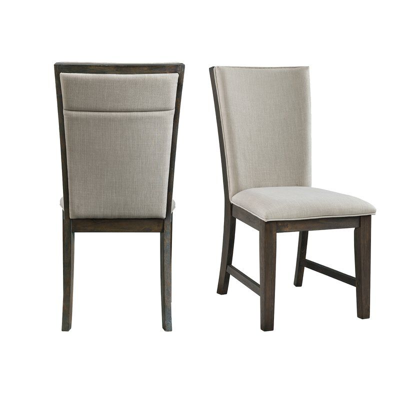 Ruthton Upholstered Dining Chair Upholstered Dining Chairs