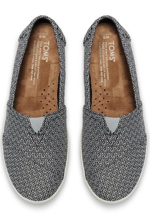 33087ec66e9 With every pair of shoes you purchase, TOMS will give a new pair of shoes to  a child in need.