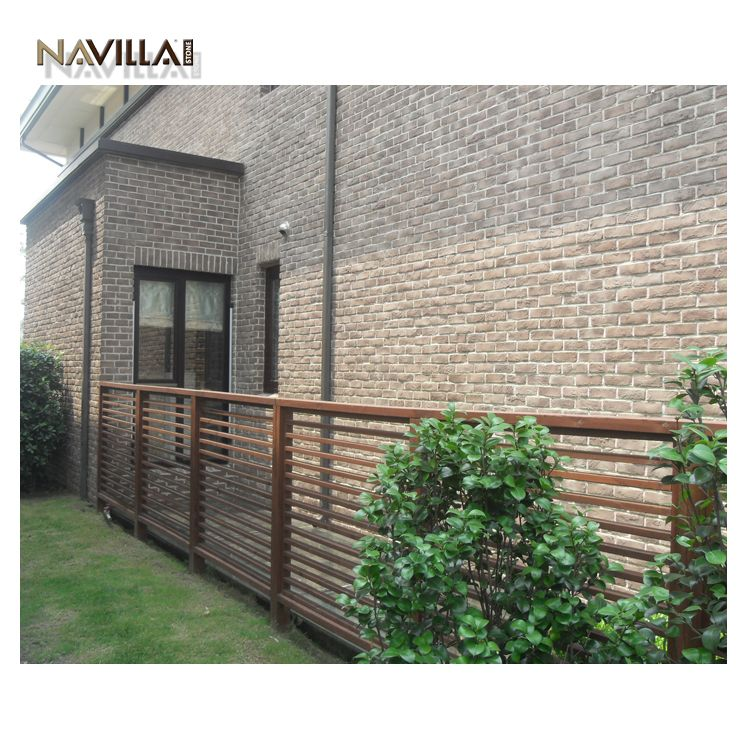 Navilla Brick Veneer for exterior wall decoration. info@navilladecor ...