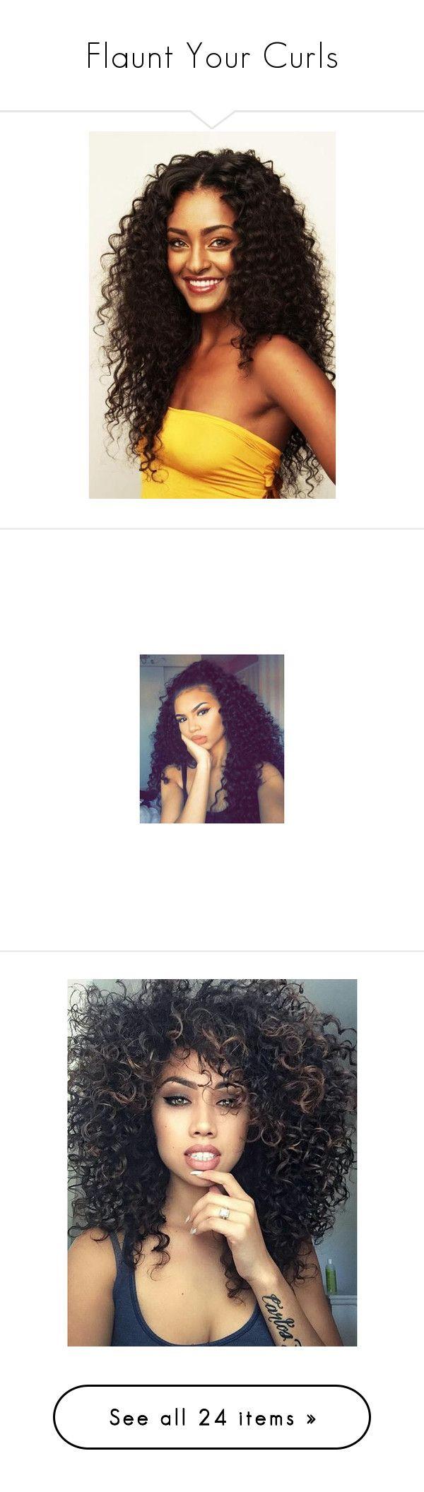 Flaunt Your Curls\