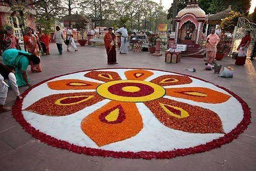 Rangoli 2013   Rangoli designs, Flower rangoli, Rangoli ...