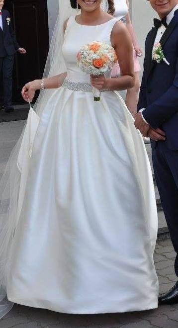 19fc23a75c Suknie - Suknia ślubna 2016 na styl Rozalii Mancewicz - 2 000