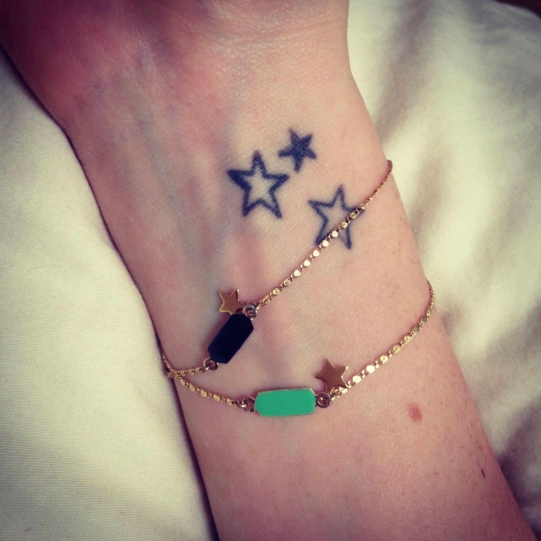 Stars always bracelet tattoo tattoos pinterest bracelet